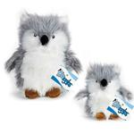 View Image 1 of Grriggles Arctic Buddy Dog Toy - Owl