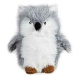 View Image 3 of Grriggles Arctic Buddy Dog Toy - Owl