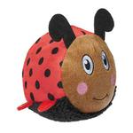 View Image 1 of Grriggles Bugettes Dog Toy - Ladybug