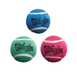 View Image 3 of Grriggles Classic Dog Tennis Balls