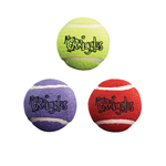 View Image 2 of Grriggles Classic Dog Tennis Balls