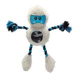 View Image 1 of Grriggles Frontier Friends Dog Toy - Yeti