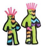 View Image 1 of Grriggles Funky Fellas Dog Toy - Green