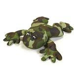 View Image 1 of Grriggles Giant Camo Dog Toy - Frog