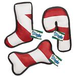 View Image 1 of Grriggles Peppermint Stripe Dog Toys