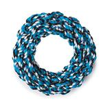 View Image 1 of Grriggles Rope Ring Dog Toy - Blue