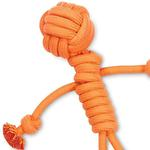 View Image 2 of Grriggles Ruff Rope Tug Man Dog Toy