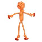View Image 1 of Grriggles Ruff Rope Tug Man Dog Toy