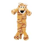 View Image 1 of Grriggles Safari Squeaktacular Dog Toy - Tiger