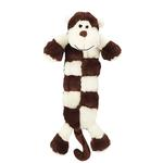 View Image 1 of Grriggles Safari Squeaktacular Dog Toy - Monkey