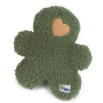 View Image 1 of Grriggles Yukon Berber Boys Dog Toy - Olive