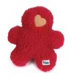 View Image 1 of Grriggles Yukon Berber Boys Dog Toy - Ruby