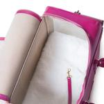 View Image 2 of Grand Voyager Dog Carrier by Hello Doggie - Fuchsia