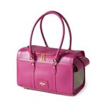 View Image 1 of Grand Voyager Dog Carrier by Hello Doggie - Fuchsia