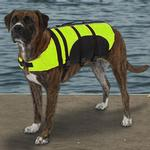 View Image 4 of Guardian Gear Aquatic Pet Life Vest Preserver - Yellow