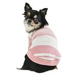 View Image 4 of Caspian Dog Shirt by Pinkaholic - Indian Pink