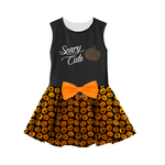 View Image 1 of Halloween Dog Harness Dress by Doggie Design - Scary Cute