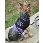 View Image 2 of Halloween Dog Harness Vest by Doggie Design - Too Cute To Spook