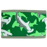 View Image 4 of Hammerhead Green Dog Belly Band