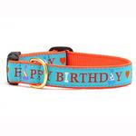 View Image 1 of Happy Birthday Dog Collar by Up Country