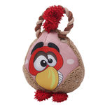 View Image 1 of Happy Tails Loonies Durable Dog Toy - Rooster Tug