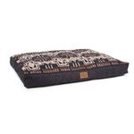 View Image 3 of Harding Pattern Pet Napper Dog Bed by Pendleton Pet