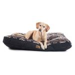 View Image 4 of Harding Pattern Pet Napper Dog Bed by Pendleton Pet