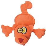 View Image 1 of Hear Doggy Flat Dog Toy - Cat