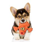 View Image 2 of Hear Doggy Flat Dog Toy - Cat
