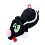 View Image 3 of Hear Doggy Flat Dog Toy - Skunk