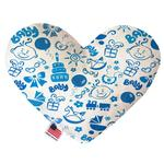 View Image 1 of Heart Dog Toy - Baby Boy