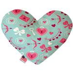 View Image 1 of Heart Dog Toy - Cupid's Love