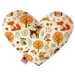 View Image 1 of Heart Dog Toy - Fox and Friends