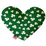 View Image 1 of Heart Dog Toy - Shamrock
