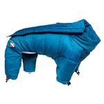 View Image 2 of Helios Thunder Full-Body Dog Coat - Blue Wave