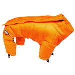 View Image 2 of Helios Thunder Full-Body Dog Coat - Sporty Orange