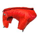 View Image 2 of Helios Thunder Full-Body Dog Coat - Grenadine Red