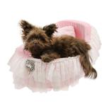 View Image 2 of Hello Doggie Crib Collection Pet Bed - Baby Doll