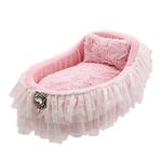 View Image 1 of Hello Doggie Crib Collection Pet Bed - Baby Doll