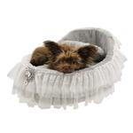 View Image 2 of Hello Doggie Crib Collection Pet Bed - Sterling