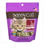 View Image 1 of Herbsmith Sassy Cat Treat - Chicken, Apple, and Spinach