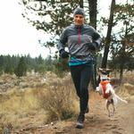 View Image 2 of Hi & Light Dog Harness by RuffWear - Sockeye Red