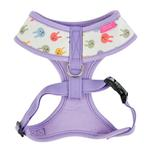 View Image 2 of Hopper Basic Style Dog Harness by Pinkaholic - Purple
