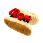 View Image 2 of Hot Dog with Ketchup Dog Halloween Costume