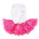 View Image 2 of Hot Pink Cupcake Dog Dress by Pawpatu