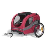 View Image 1 of Houndabout Dog Bicycle Trailer by PetSafe - Medium