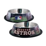 View Image 1 of Houston Astros Dog Bowl