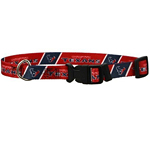 View Image 1 of Houston Texans Dog Collar