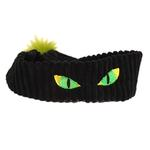 View Image 1 of HuggleHounds The Eyes Have It Scary Halloween Dog Scarf
