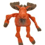 View Image 1 of HuggleHounds Woodland Knotties Dog Toy - Moose
